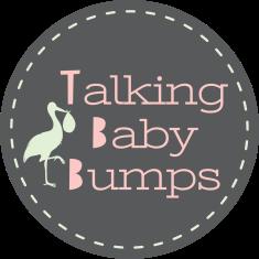 Baby Bump Grey Logo