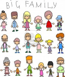 11213541-doodle-members-of-large-families